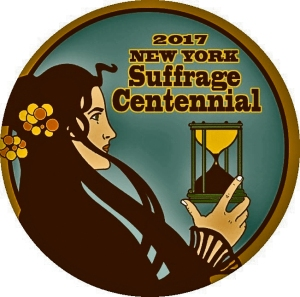 NYS suffrage centennial