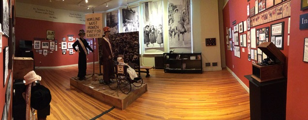 suffrage panorama